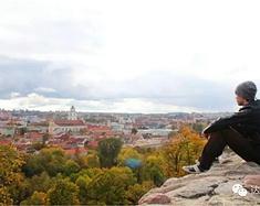 东欧立陶宛-这个国家,刺猬都有路牌哦!