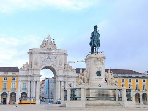 商业广场旅游景点图片