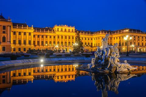 维也纳音乐厅旅游景点攻略图