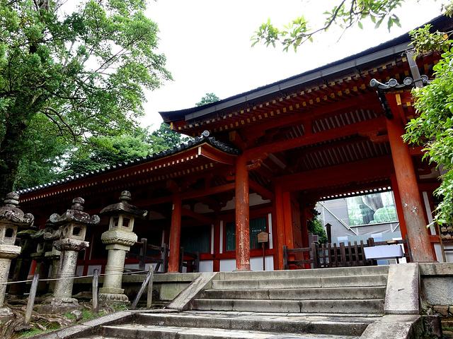 """""""奈良,是日本人的心灵故乡。以前一直以为""""..._春日大社""""的评论图片"""