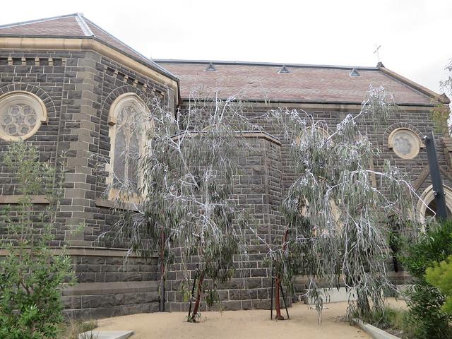 """""""接著要稍微走一點路,在亞拉河畔有一個很有..._艾伯特斯堡女修道院""""的评论图片"""