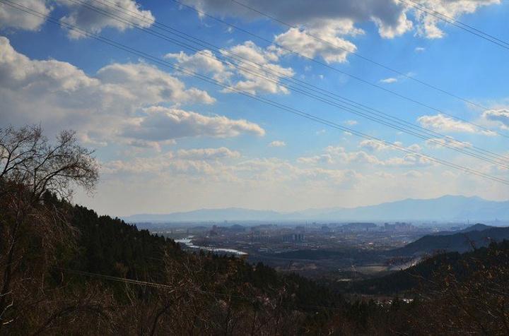 """""""蟒山国家森林公园位于北京市昌平区十三陵水库附近,年轻的时候我去过很多次,虽然都没怎么正式游览_蟒山国家森林公园""""的评论图片"""