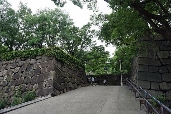 """""""今天准备第一站大阪城公园。对日本的城池感..._大阪城公园""""的评论图片"""