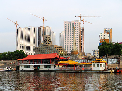 知青广场旅游景点图片