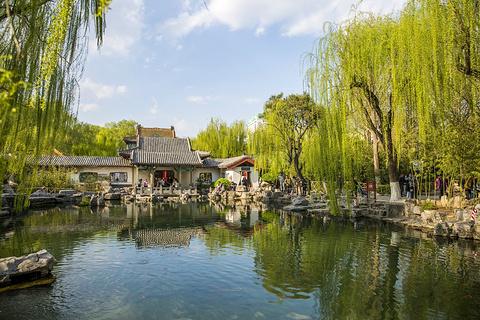 济南旅游景点图片