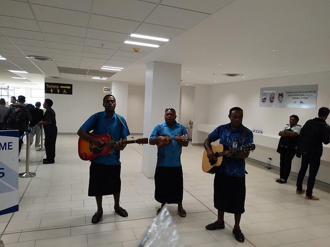 楠迪国际机场图片