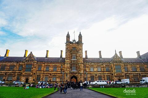 悉尼大学的图片