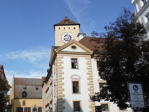 慕尼黑旧市政厅旅游景点图片