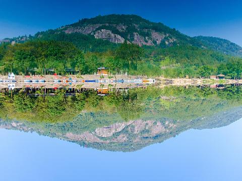 楠溪江旅游景点图片