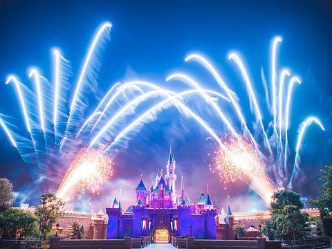 香港迪士尼乐园旅游景点图片