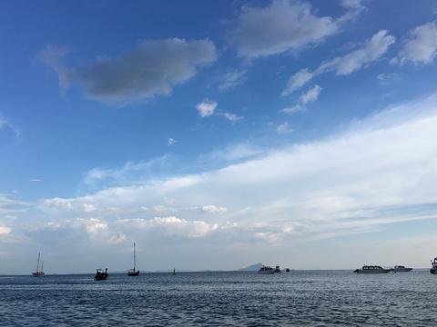 奥南海滩旅游景点攻略图