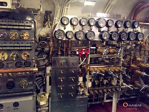 美国波分潜水艇战舰博物馆和公园旅游景点图片