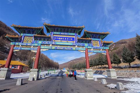 塞罕坝国家森林公园旅游景点攻略图