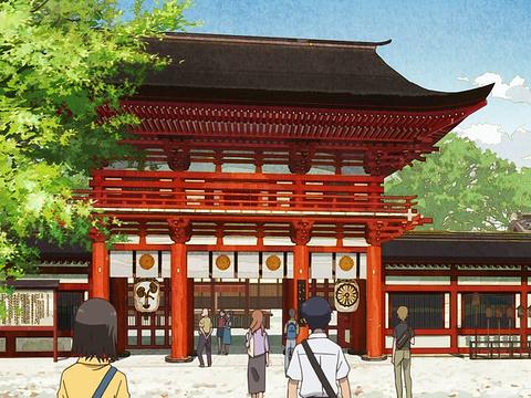 下鸭神社旅游景点图片