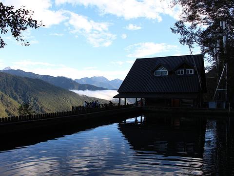 武陵农场旅游景点图片