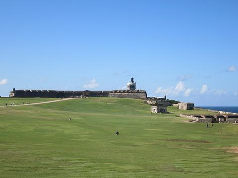 莫罗城堡(圣非利佩·莫罗堡垒)旅游景点图片
