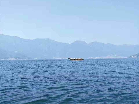 中国死海旅游景点图片