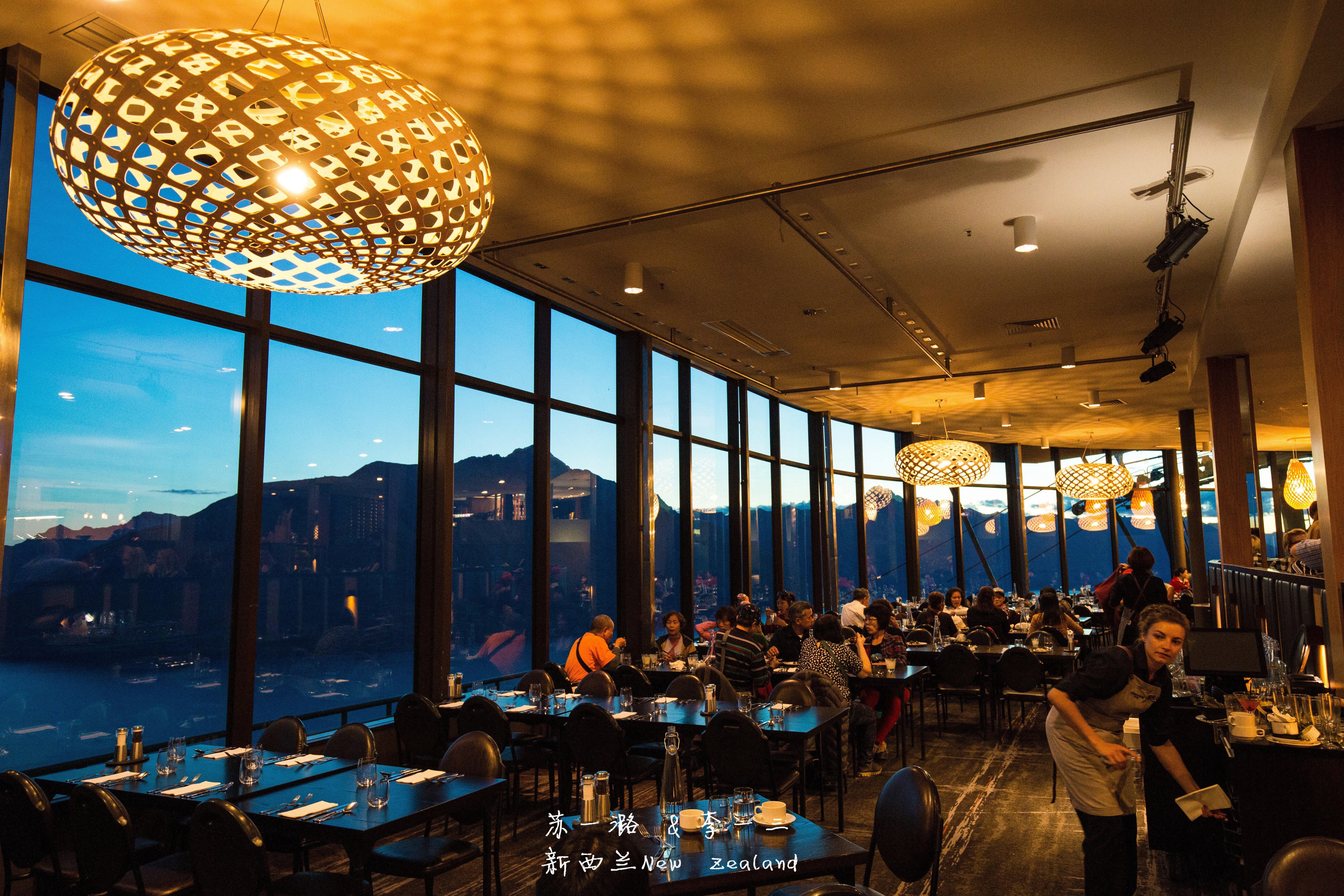 皇后镇天空缆车餐厅
