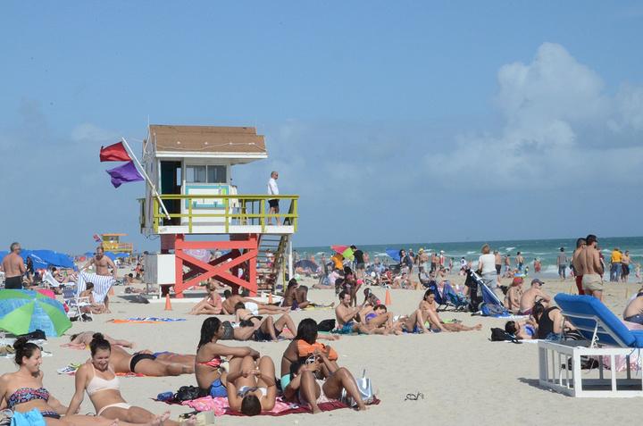 """"""" 好遗憾,下次至少要待一天_迈阿密海滩""""的评论图片"""