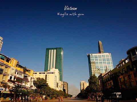 西贡河旅游景点图片