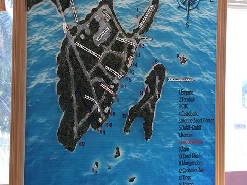 麦克坦岛旅游景点图片
