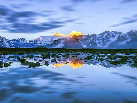 喜马拉雅山脉旅游景点图片