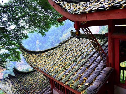 白岩寺旅游景点图片