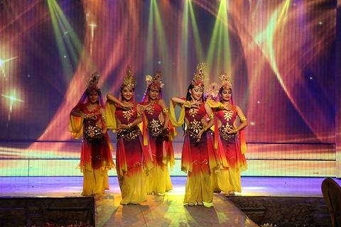 吐鲁番盛典