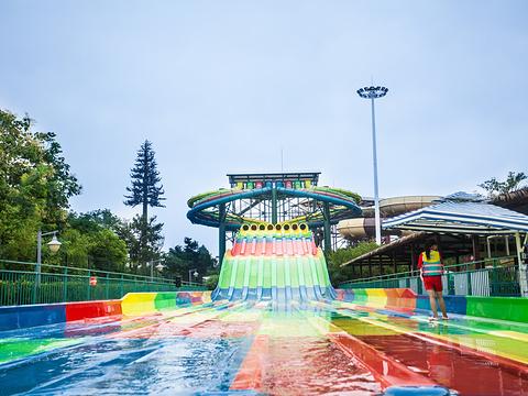 玛雅海滩水公园旅游景点图片