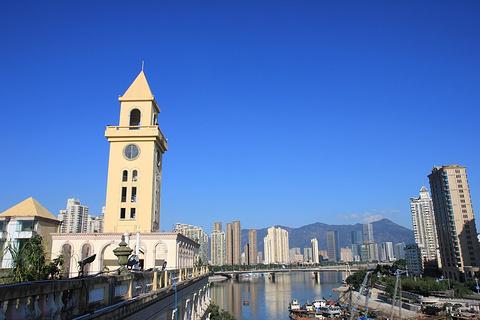 中洲岛旅游景点攻略图