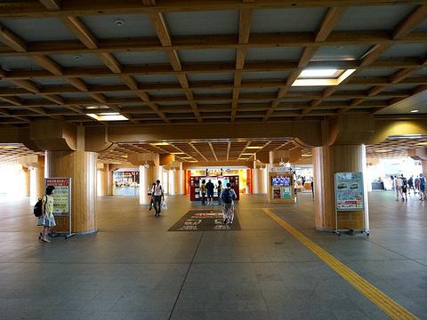 JR奈良站旅游景点图片
