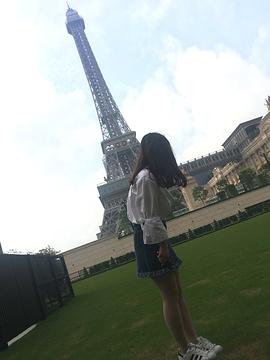 澳门巴黎铁塔旅游景点攻略图