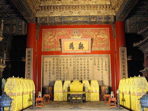 交泰殿旅游景点图片