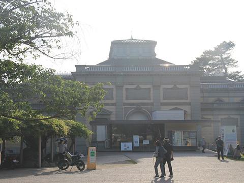 奈良国立博物馆旅游景点图片