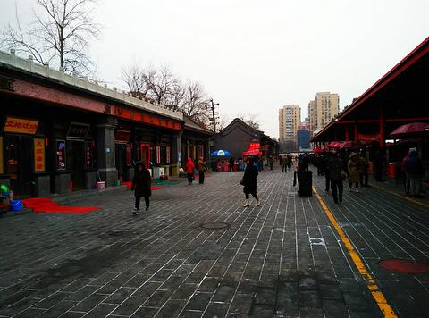 潘家园旧货市场旅游景点攻略图
