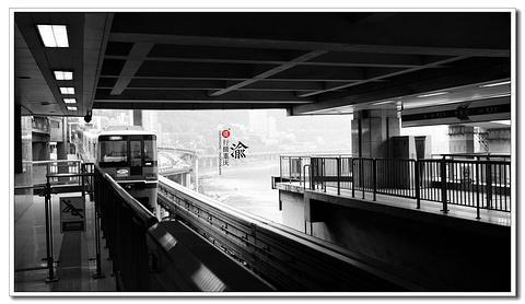 牛角沱地铁站 旅游景点攻略图