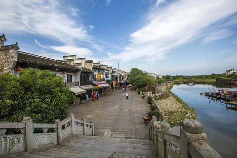靖港古镇旅游景点攻略图