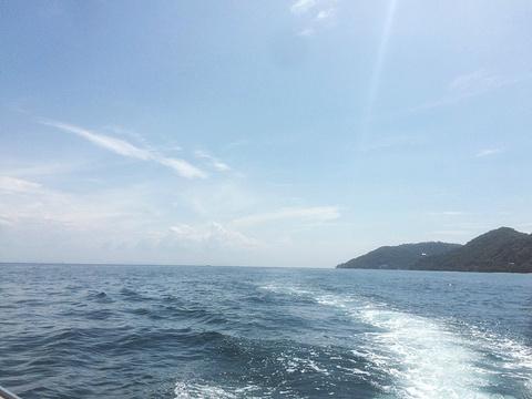 玛雅湾旅游景点攻略图