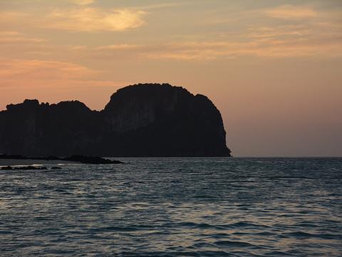 竹子岛旅游景点图片