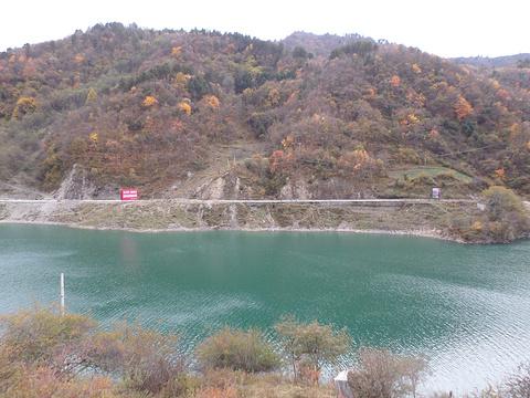 硗碛湖旅游景点图片