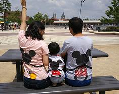 亲子住别墅,游迪士尼,逛上海滩,4天,团队游