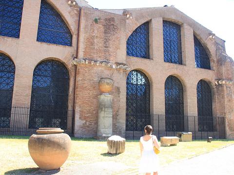 天使与殉教者圣母大殿旅游景点图片