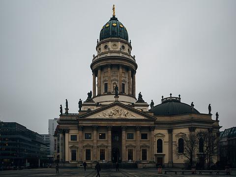 柏林德国教堂旅游景点图片
