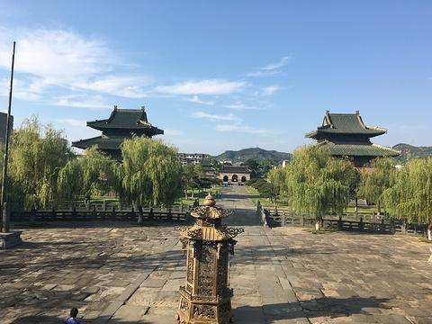 玉虚宫旅游景点图片