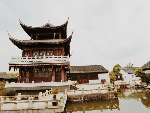 河阳山歌馆旅游景点图片