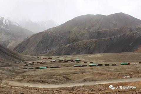 喀什昆仑旅游景点攻略图