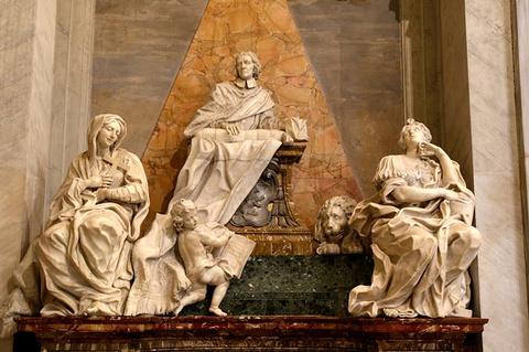 圣母大殿旅游景点攻略图