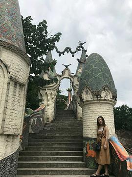 华生园梦幻城堡旅游景点攻略图