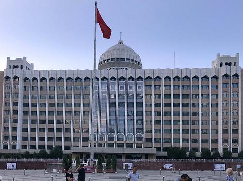 乌鲁木齐人民广场