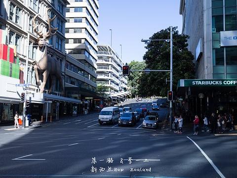 皇后大街旅游景点图片